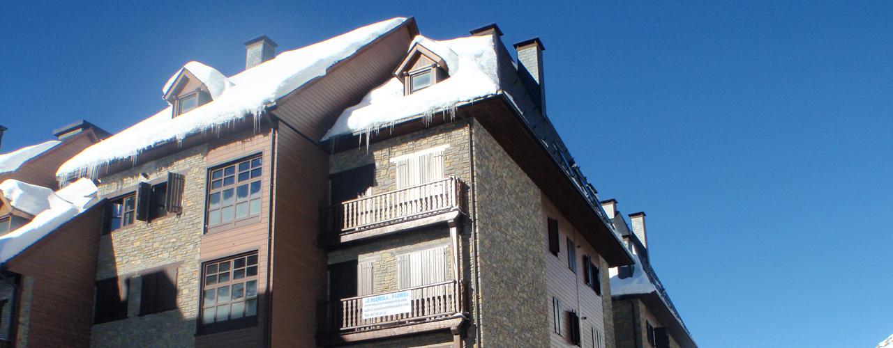 apartamentos alquiler baqueira
