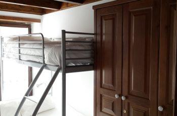 apartamentos alquiler baqueira dormitorio